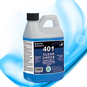 Spec 401: Glass & Multi-Surface Cleaner