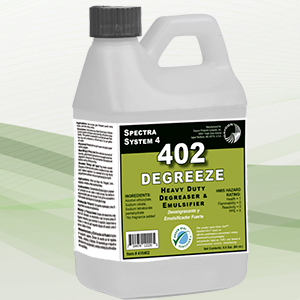 Spec 402: Heavy-Duty Degreaser