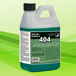 Spec 404: 1:128 Neutral Disinfectant