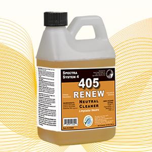 Spec 405: Renew
