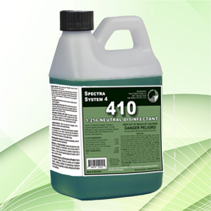 Spec 410: Neutral Disinfectant