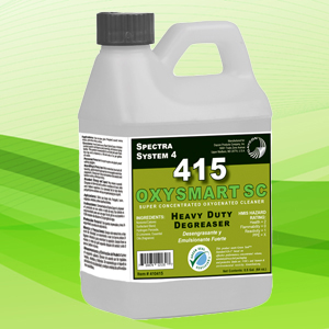 Spec 4: OxySmart SC Heavy Duty Degreaser 415